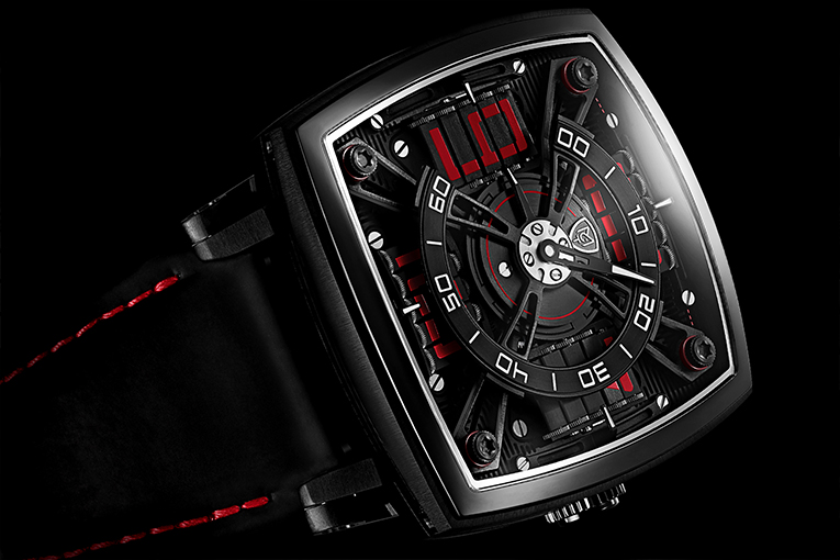 Photographie montre MCT Watches