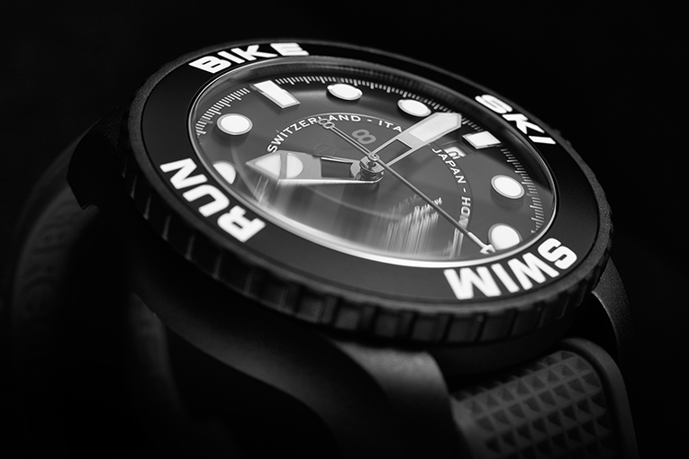Photographie montre RED8