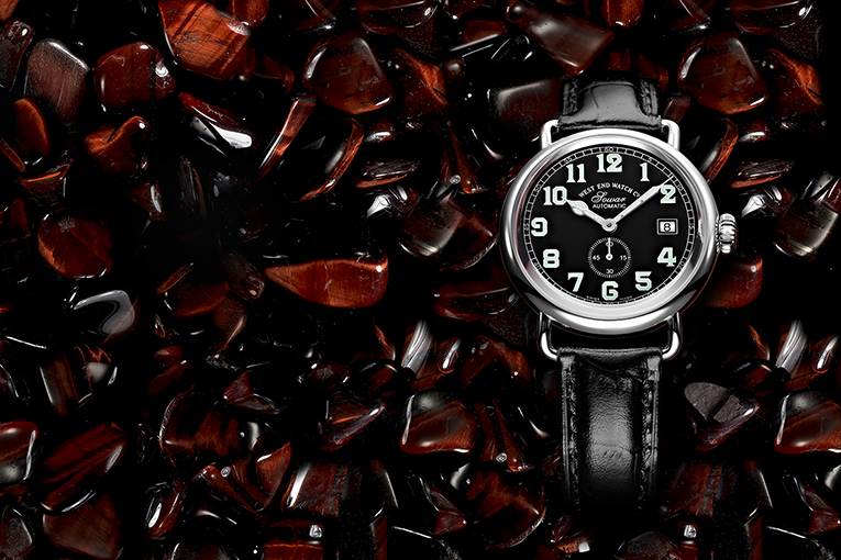 Photographie montre West End Watch Co.